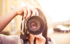 stock photography for blogging