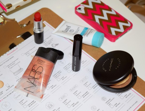 beauty items to keep at work