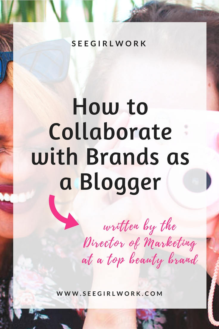 collaborate with brands on instagram