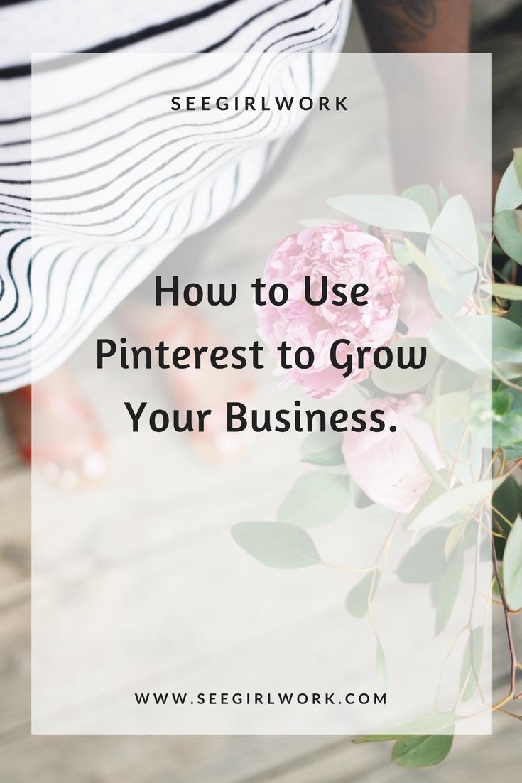 Pinterest-Business