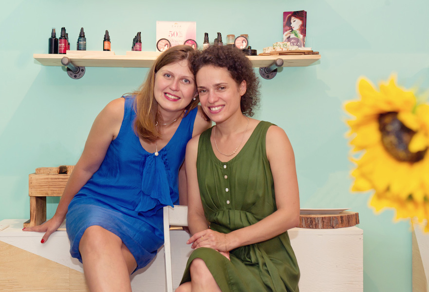 women small business founders