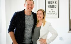 Hyr Co-Founders Joshua Karam and Erika Mozes