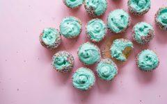 pretty vanilla cupcakes