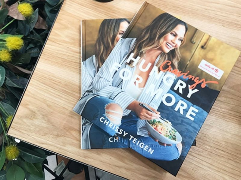 Chrissy Teigen Hungry for More